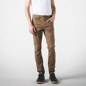 Volcom Other - RSQ Seattle skinny tapered chino pants