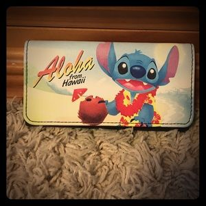 Hot Topic Handbags - Stitch Loungefly wallet