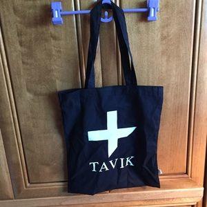 Tavik Handbags - Tavik black tote bag