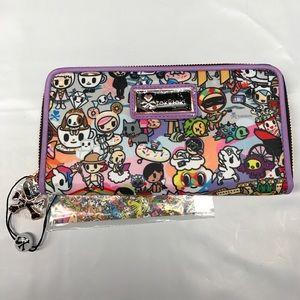 tokidoki Handbags - Tokidoki Zip Log Wallet NWT