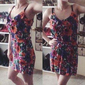 Mimi Chica Dresses & Skirts - • mimi chica • Floral Print Dress