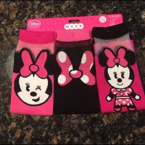 New Minnie Mouse Socks