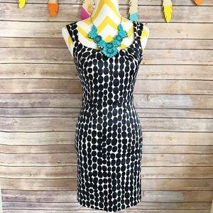 A. Byer Dresses & Skirts - Polka dots sleeveless dress