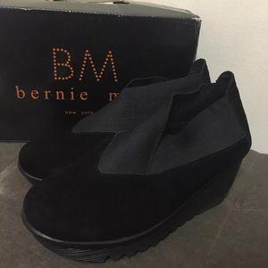 bernie mev. Shoes - Black Bernie Mev Wedge