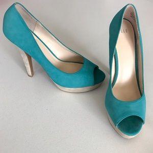 Open Toe Fashion Heels