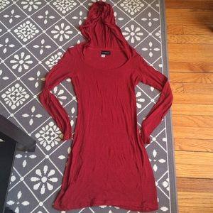 Custom Tops - ❤️ Little Red Tunic