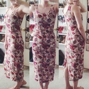Rampage Dresses & Skirts - Floral Maxi Dress