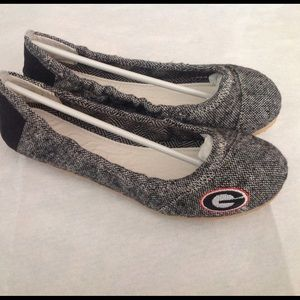 Primus Campus Shoes - Cute Georgia Bulldogs Flats