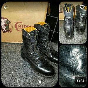 Chippewa Shoes - Chippewa Quality Leather Boots