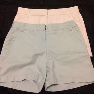 j crew Pants - J crew size 2 shorts women's