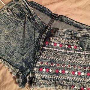 Jeffrey & Paula Pants - Size 18 shorts