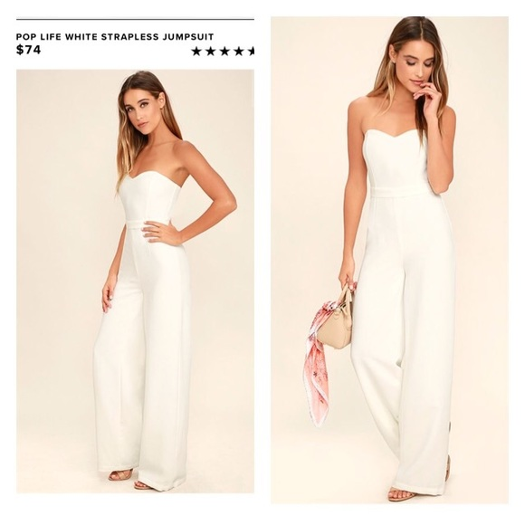 258d13f0005 LuLu s white jumpsuit