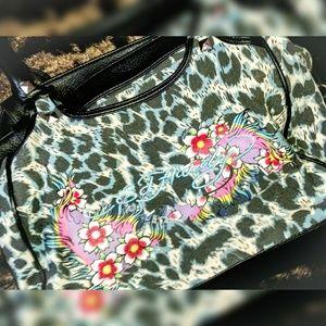 Ed Hardy Handbags - Limited Edition Ed Hardy Bag