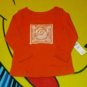 GAP Other - NWT BabyGap LS Top