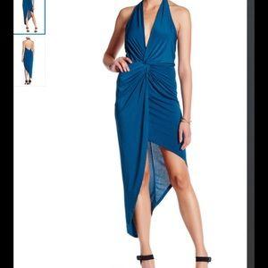 astr Dresses & Skirts - NWOT ASTR Nordstroms asymmetrical halter dress