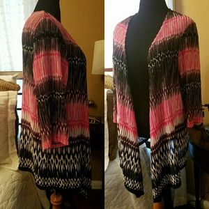 Catherines Sweaters - Catherine's multi Shrug