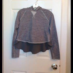 Ivivva Other - IA crop hoodie