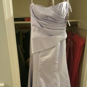 Bill Levkoff bridesmaid dress sz 8