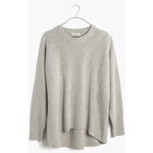 Madewell Sweaters - Madewell Moderne Sweater in Grey