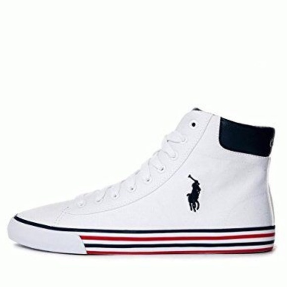 d5259c42ebd3db Harvey Mid Rise Canvas Sneaker. M 58a4ed85c6c795108e045142