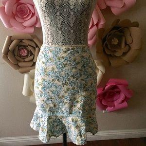 Ann Taylor LOFT PETITES Dresses & Skirts - Ann Taylor LOFT petites Floral Skirt