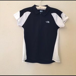 The North Face Tops - North Face Polo for Golf/Tennis