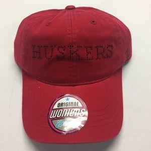 Zephyr Accessories - Nebraska Huskers women's adjustable cap by Zephyr
