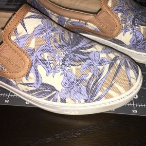 10463a6de02 SALE | UGG Fierce Island Floral Slip On Sneakers