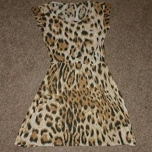Dresses - *Adorable Leopard Dress!*