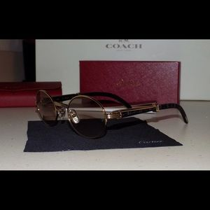 Cartier Other - Cartier Bubynga Sunglasses