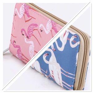 Handbags - Flamingo Wallet