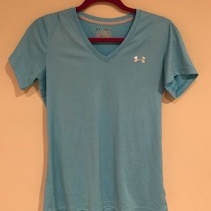 Under Armour Semi Fitted Tee