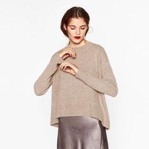 Zara Sweaters - 🆕 Zara Cashmere Sweater