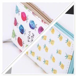 Handbags - Pura Vida Pineapple Wallet