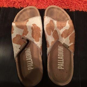 Palladium Shoes - Palladium slides size 7
