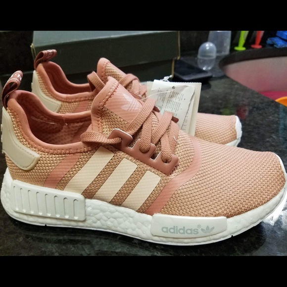 ea1dcc8c41f7c Brand New Adidas NMD Raw Pink Size 6.5 women.