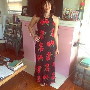 Hampton Niles 90's dress.