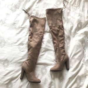 Steve Madden Gorgeous Over The Knee Boots *NEW*