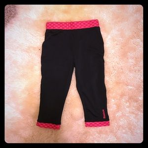 Nike Pants - REEBOK Like New Capri Leggings