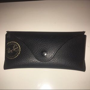 Ray ban case black