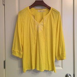 Sejour Tops - Happy Yellow Top!