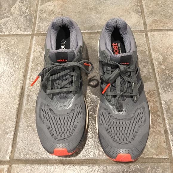 Zapatillas adidas Energy Boost Tech Fit Tennis SZ 11 poshmark