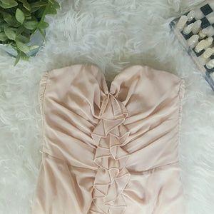H&M Dresses & Skirts - 🌷H&M nude dress🌷