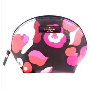 Kate Spade Floral Dome Cosmetic Case