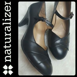 Naturalizer Shoes - Naturalizer Mary Jane Style Pumps