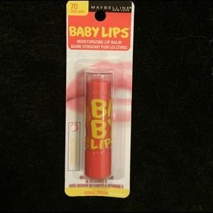 Maybelline Other - Hard to find Baby Lips Coral Crush #70