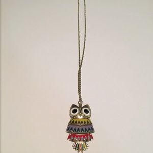 Jewelry - SUPER SALE!!! Owl Necklace