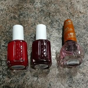MAC Cosmetics Other - Nail polish bundle