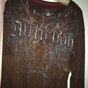 Affliction Other - Men's designer long sleeve shirt
