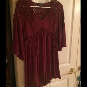 American Eagle Outfitters Dresses & Skirts - American Eagle boho dress